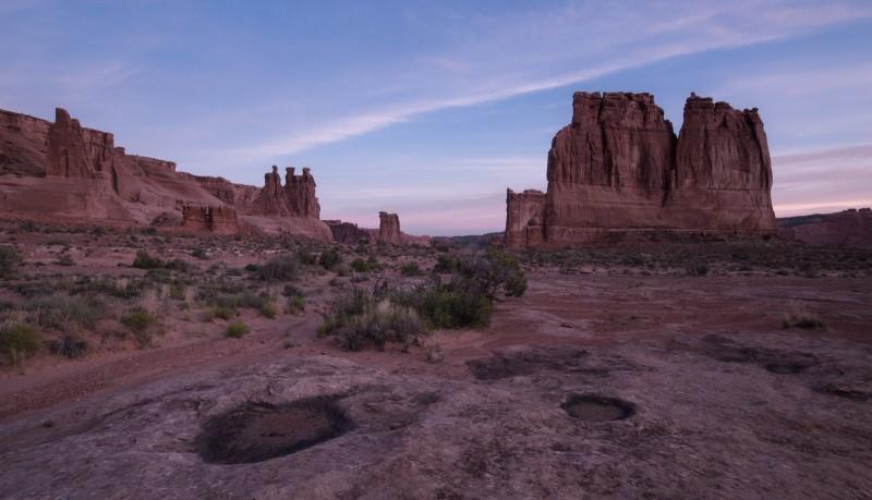 Arches National Park, Utah - 1