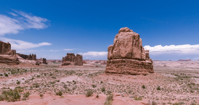 Arches National Park, Utah - 16