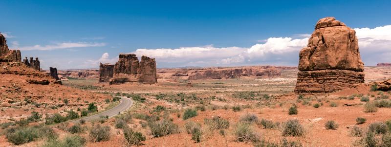 Arches National Park, Utah - 17